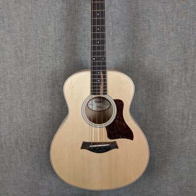Taylor GS Mini-e Bass Sitka Spruce/Figured Maple Acoustic Bass with ES-B Electronics 2019 Natural for sale