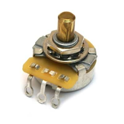 Fender Pure Vintage 1 Meg Audio Taper Solid Short Shaft Guitar Pot//Potentiometer