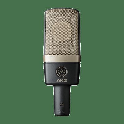 AKG C314 Pro Multi-pattern Condenser Studio Microphone.