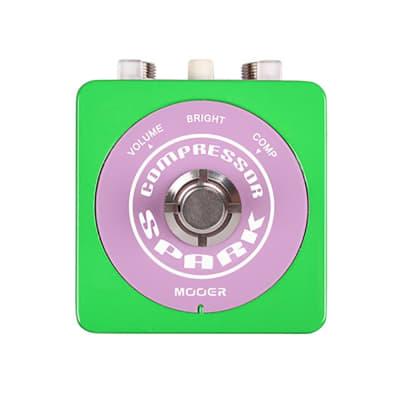Mooer SCS1 Spark Compressor