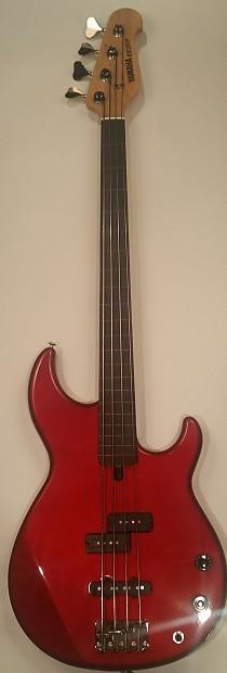 Description Shop Policies Yamaha BB350F Fretless Bass