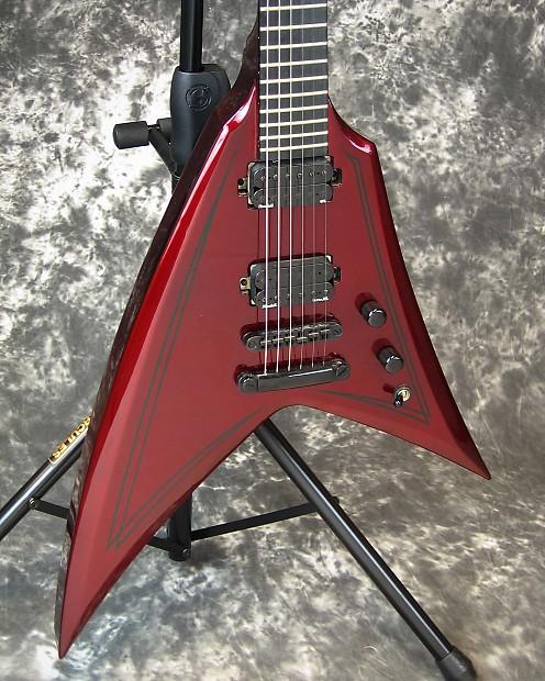 vg used washburn vindicator wv40 electric guitar reverb. Black Bedroom Furniture Sets. Home Design Ideas