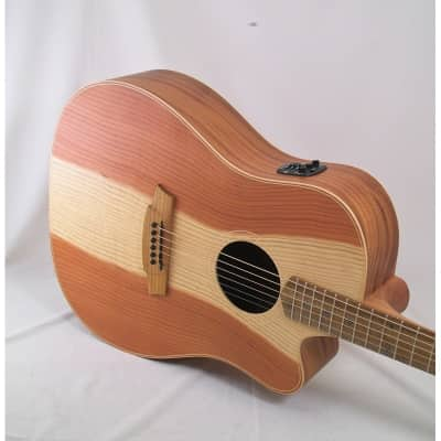 Cole Clark FL 2 EC Fat Lady Redwood / Mahagoni for sale