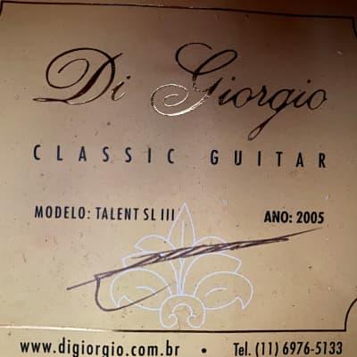 Di Giorgio  Talent SL 3 2005 Natural wood for sale