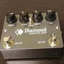 Diamond Quantum Leap  Delay, Modulation, And Filter