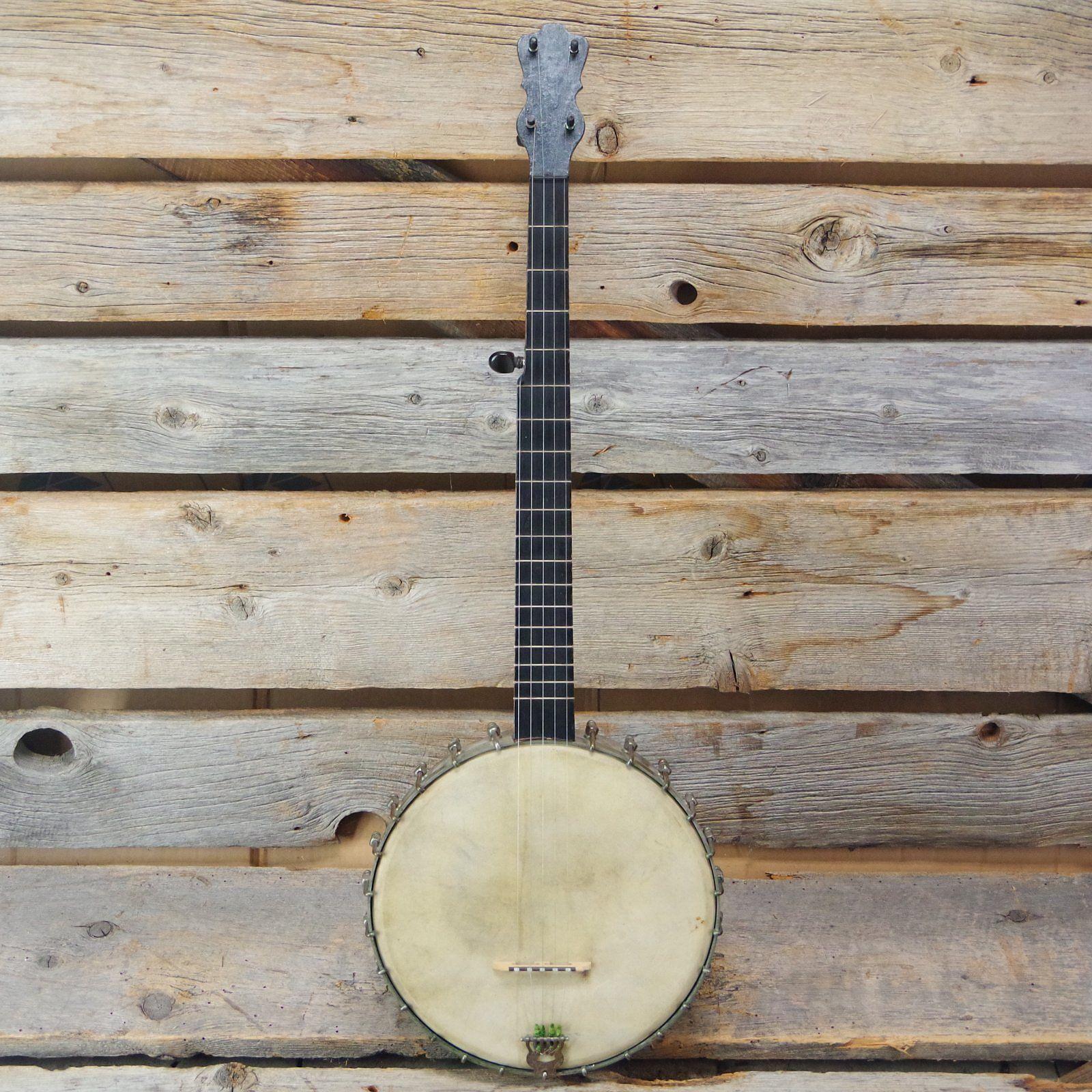 Lyon & Healy 5-String Banjo, 1900