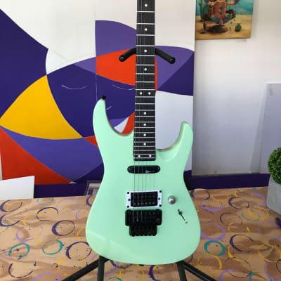 Charvel Fusion Special 1990 Foam Green for sale