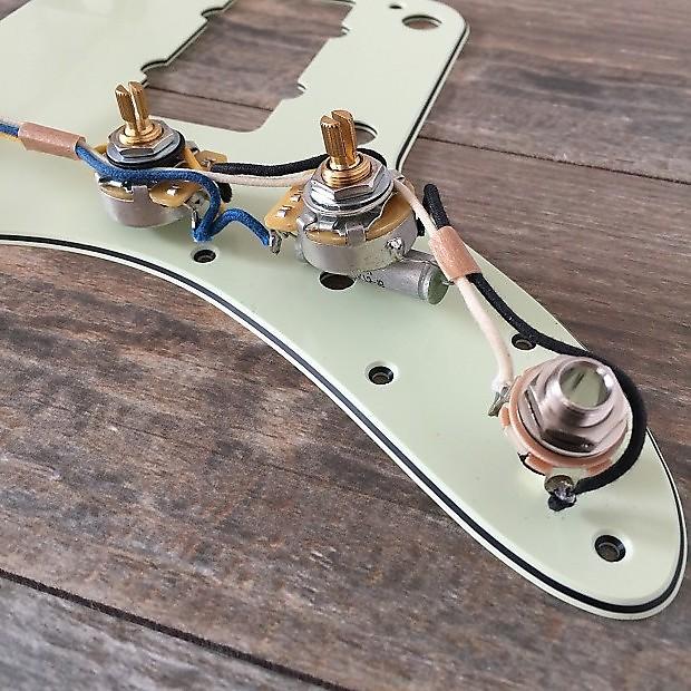 Erfreut Fender Jazzmaster Schaltplan Bilder - Elektrische ...