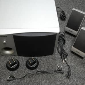 Yamaha TRS-MS04 Speaker System for Tyros4