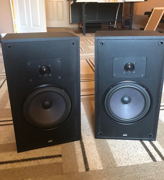 Vintage ADS B7 Speakers