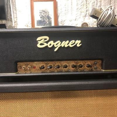 Bogner Bogner Helios 50 Head 2016 Black Tolex for sale