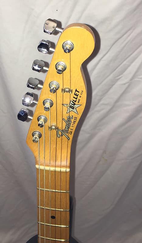 Fender Bullet Serial Numbernewthings