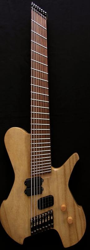 brand new 8 string hybrid guitar 8 string headless 2019 reverb. Black Bedroom Furniture Sets. Home Design Ideas