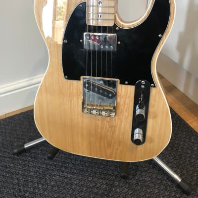 Fender Telecaster Albert Collins Upgraded
