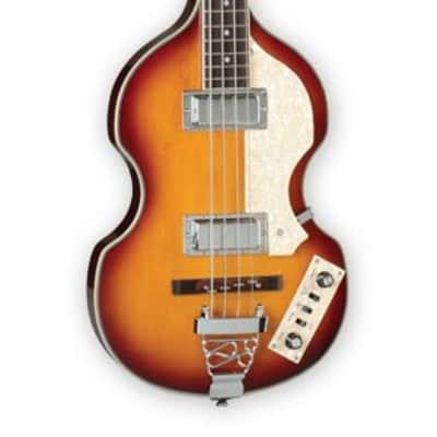 Used Jay Turser JTB-2B-VS Hofner-style Bass Guitar w/Gigbag for sale