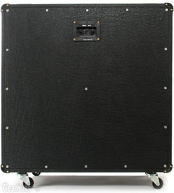 marshall 1960a 300 watt 4x12 angled extension cabinet reverb. Black Bedroom Furniture Sets. Home Design Ideas