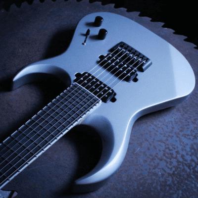 "Daemoness Cimmerian ""Robocop"" - 2018 Silver Metallic for sale"