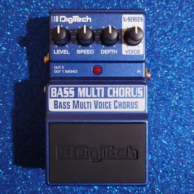 DigiTech Bass Multi Chorus near mint