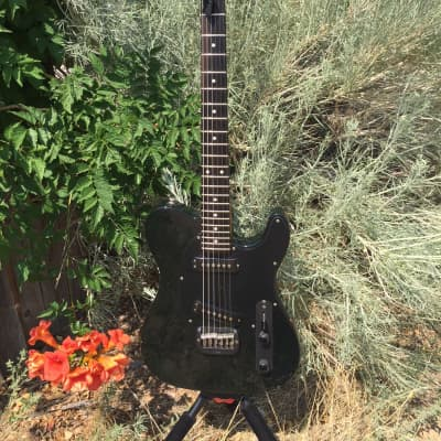 G & L Broadcaster 1985 black for sale