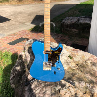 Asher T Deluxe 2015 L.P. Blue for sale