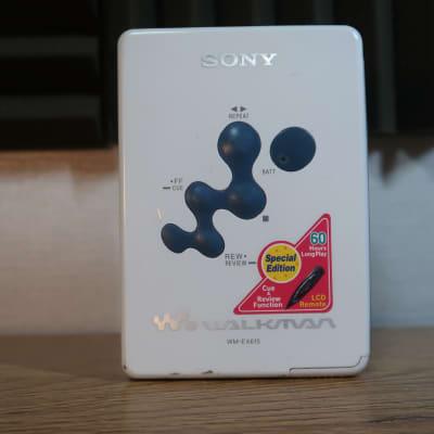 Sony WM-EX615 Cassette Walkman with remote