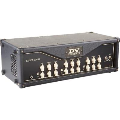 DV Mark Triple 6 40W All-Tube Guitar Head Regular