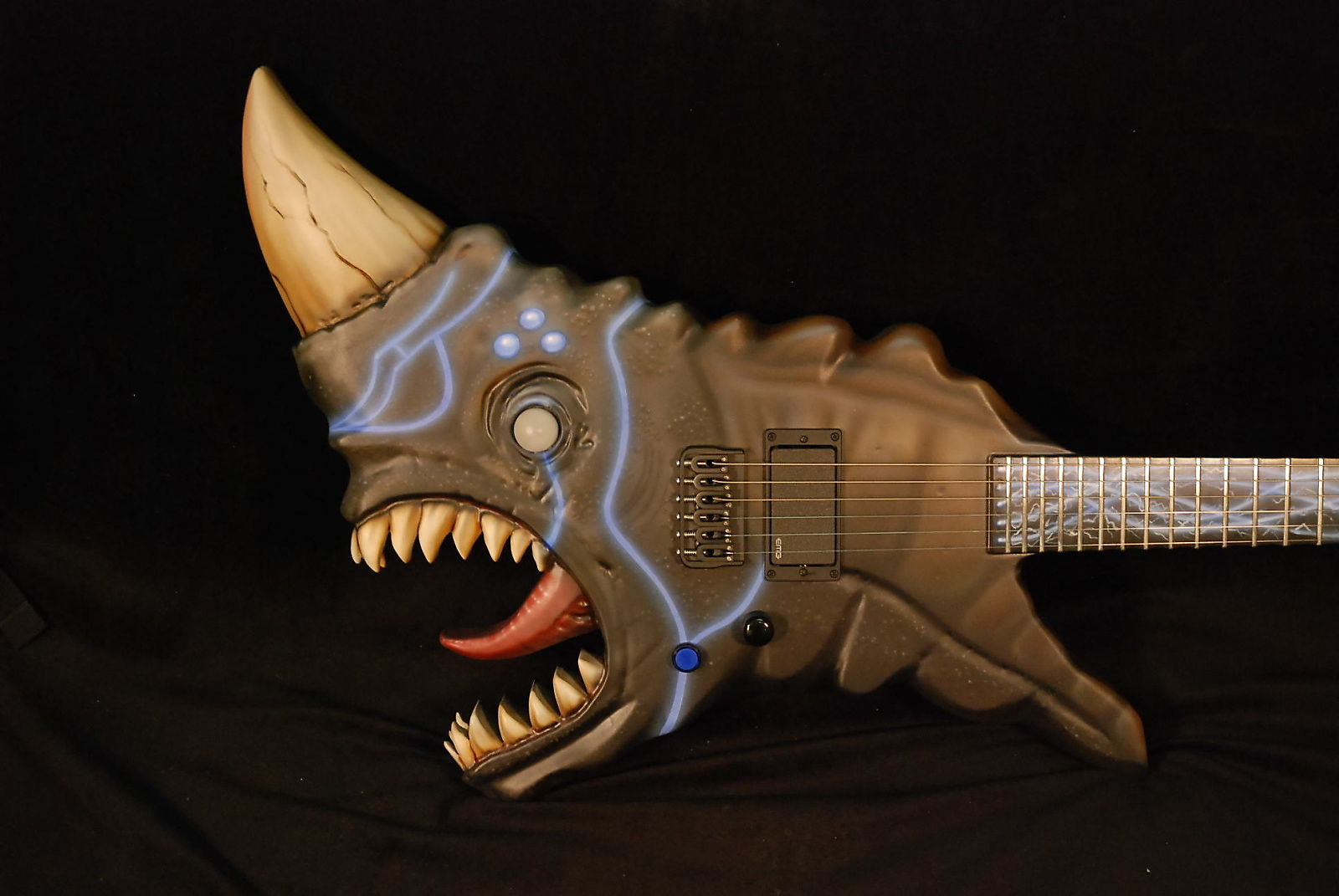 Jackson Custom Shop kaiju  Custom