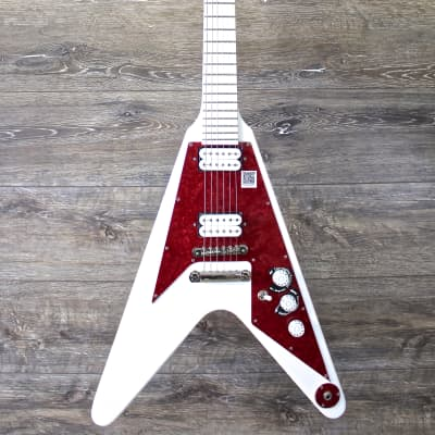 Epiphone Flying V Dave Rude Outfit 2019 White for sale