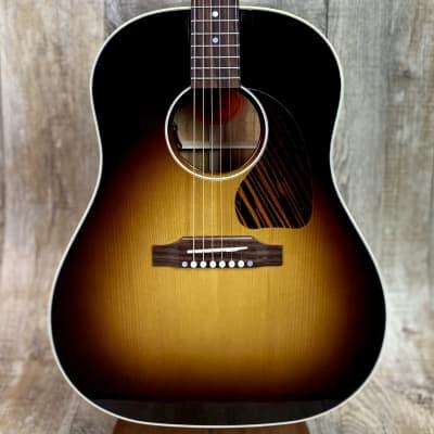 Gibson Custom Shop J-45 Standard  Adi Top Vintage Sunburst w/case Tone Shop Exclusive