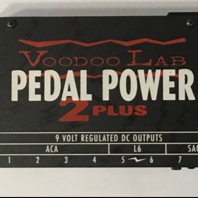 Voodoo Lab Pedal Power 2 Plus (READ)