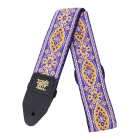 Ernie Ball Purple Sunset Jacquard Guitar Strap 4095 New image