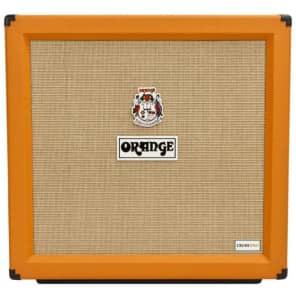 Orange Crush Pro 4x12 Guitar Speaker Cabinet (240 Watts), Orange, 16 ohms