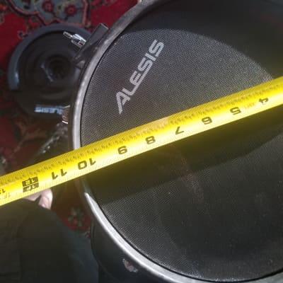 "Alesis crimson 2 Dual Zone 10"" Pad Mesh Snare Tom"