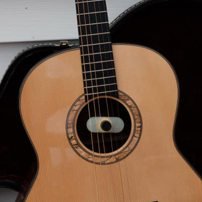 Sergei De Jonge Steel String Guitar SSS 2001 for sale