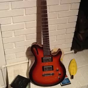 Gadow Custom Hollow 2005 Sunburst for sale