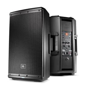 """JBL EON612 2-Way 1000-Watt 12"""" Active Loudspeaker"""