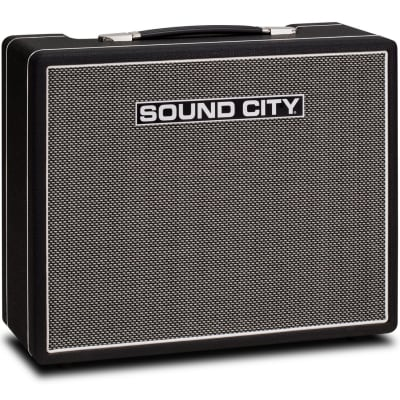 Sound City SC20 20W 1x12 Tube Guitar Combo Amp for sale
