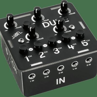 BASTL Instruments Dude 5-Channel Monophonic Mixer