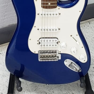 Fender Stratocaster Special Edition Metallic Blue for sale
