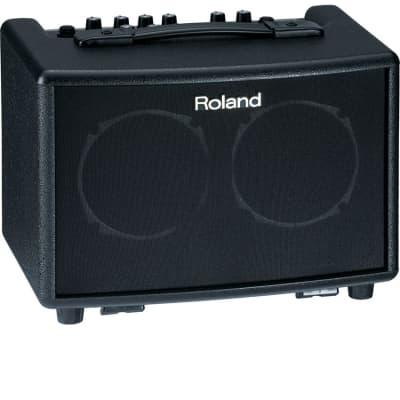 Roland AC-33 30-watt Battery Powered Portable Acoustic Amp - Black