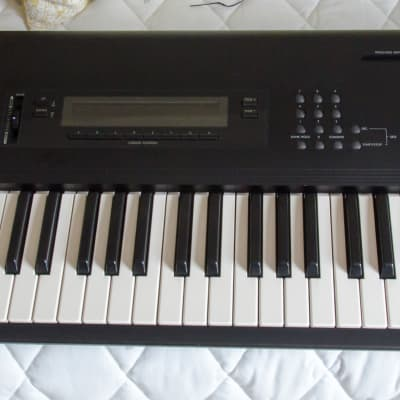 Korg M1 61-Key Synth Music Workstation with box, manual, guide book and reference card