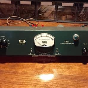 Altec 436C Compressor Amplifier