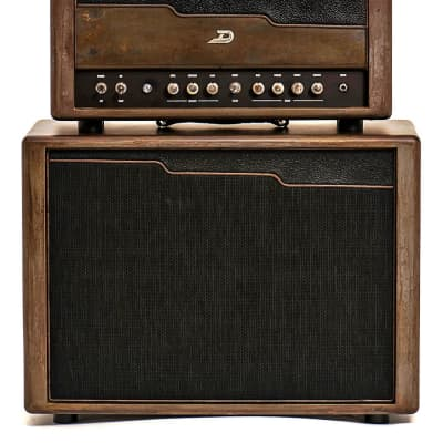 Electric Guitar Amplifier - DUESENBERG BERLIN - Top + 1x12