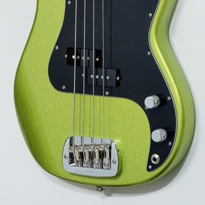 G&L Option Order LB-100 MRG MP Margarita Metallic E-Bass