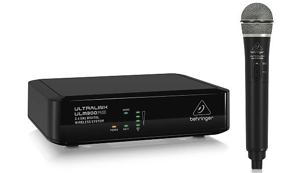 behringer ultralink ulm300mic digital wireless system w reverb. Black Bedroom Furniture Sets. Home Design Ideas