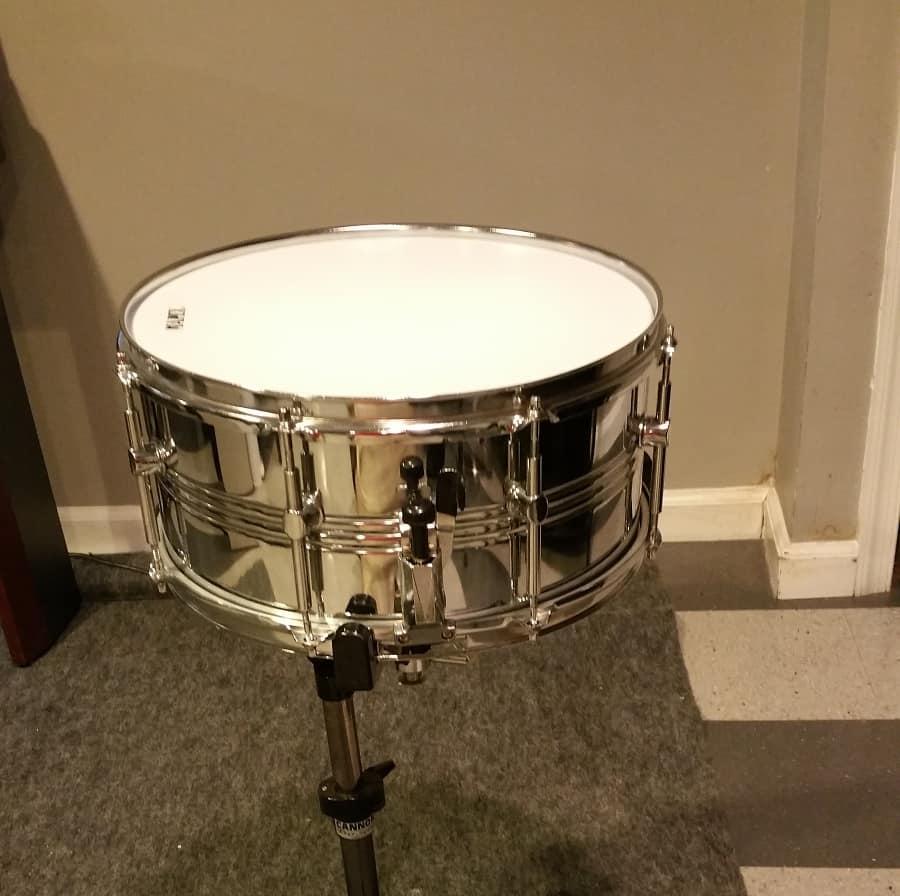 mapex venus series steel snare drum the cool catalog reverb. Black Bedroom Furniture Sets. Home Design Ideas