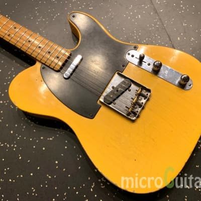 Fender  51 Relic Nocaster custom shop 2004 Blonde for sale