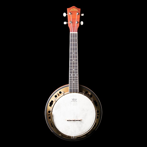 Lanikai Lbuc Concert Banjo Ukulele With Resonator Mint Reverb