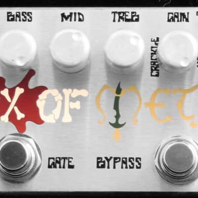 Zvex Effects Pedal | Vexter Box Of Metal Distortion Guitar