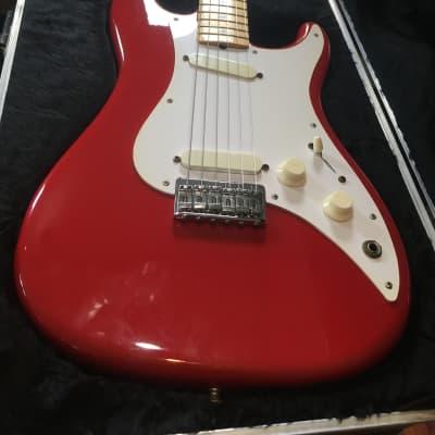 Fender Bullet S-2 Red 1981 for sale